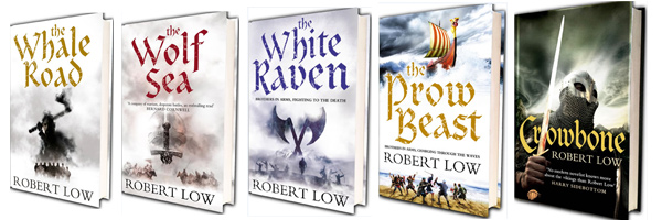 Win this Viking-themed book series!