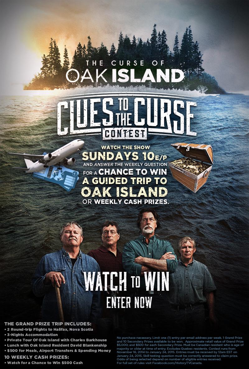 The Curse Of Oak Island Ca