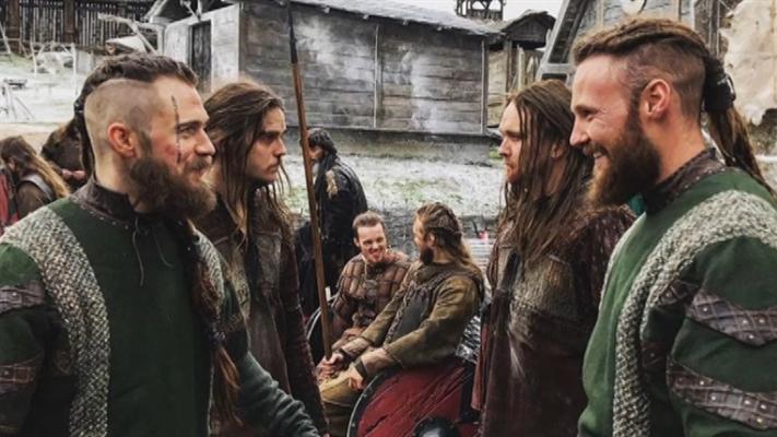 Vikings Movie Cast