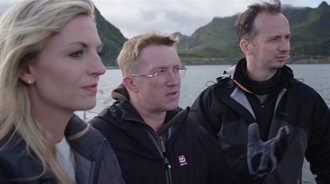 The Lofoten Islands with Maude Hirst