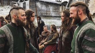 Vikings Cast Posts on Instagram