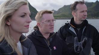 The Lofoten Islands with Maude Hirst